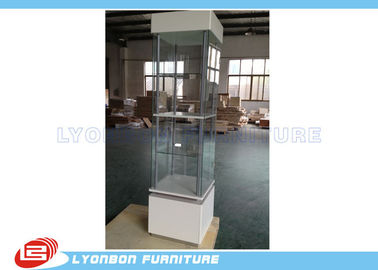 China Glass Door Wood Display Cabinets supplier