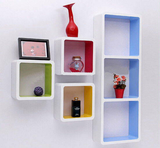 Wall Hanging Cabinet wooden display cabinet as wall hanging cubes