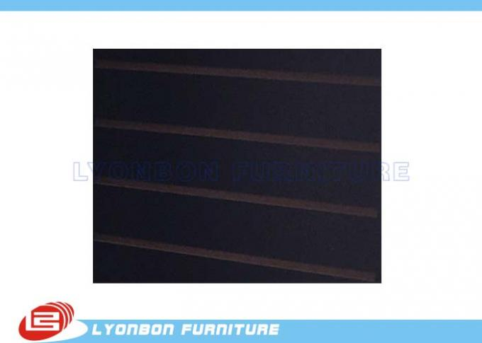 Black Triangel spinning display good quality E1 MDF for Mosaic